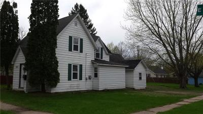 Menomonie Multi Family Home For Sale: 1603 E 7th Street