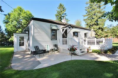 Chetek Single Family Home For Sale: 706 Pleasure Street