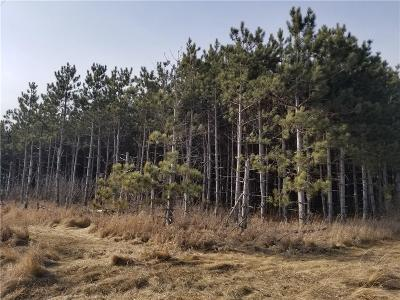 Jackson County, Clark County, Trempealeau County, Buffalo County, Monroe County, Chippewa County, Eau Claire County Residential Lots & Land For Sale: Lot 2 County Hwy X
