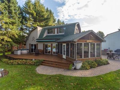 Barron County Single Family Home Active Offer: 1234 4 1/4 Street