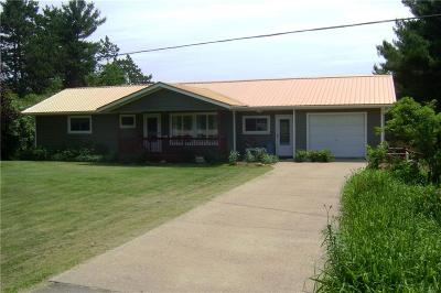 Black River Falls Single Family Home For Sale: N6761 County Hwy A