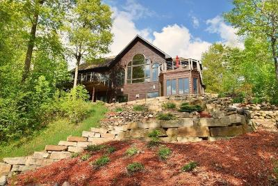 Spooner Single Family Home For Sale: 8535 N Deer Hollow Road