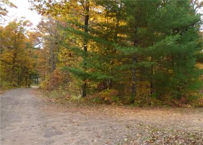 Hayward WI Residential Lots & Land For Sale: $16,000