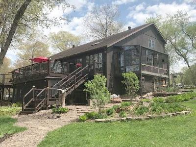 Black River Falls Single Family Home For Sale: 540 N Roosevelt Road