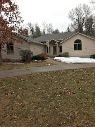 Black River Falls Single Family Home For Sale: N5730 Trollhagen Road