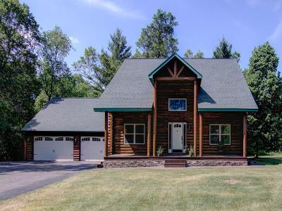 Chippewa Falls Single Family Home For Sale: 18462 51st Avenue