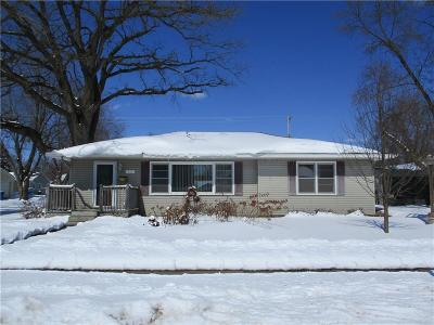Rice Lake Single Family Home For Sale: 611 W Messenger Street