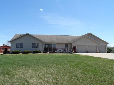 Chippewa Falls Single Family Home For Sale: 13341 136th Avenue