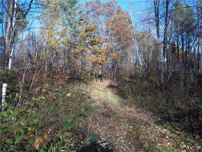 Jackson County, Clark County, Trempealeau County, Buffalo County, Monroe County, Chippewa County, Eau Claire County Residential Lots & Land For Sale: S 8740 Kelly Road