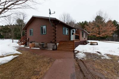 Rice Lake WI Single Family Home Sale Pending: $189,900