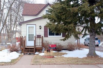Rice Lake Single Family Home Active Offer: 15 W Bracklin