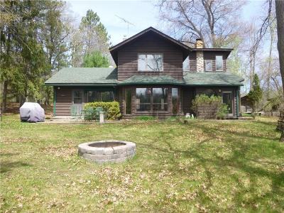 Webster Single Family Home For Sale: 25718 Emerson Road