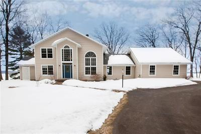 Single Family Home For Sale: 224 Ellwood Beach Road
