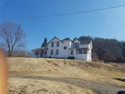 Jackson County, Clark County Single Family Home For Sale: N3460 S Steine Road