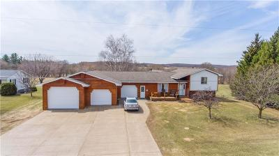 Chippewa Falls Single Family Home Active Offer: 12052 116th Street
