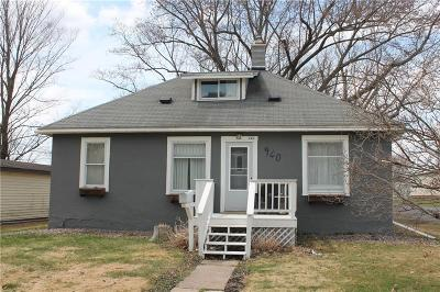 Rice Lake Single Family Home Active Offer: 940 Craite Avenue