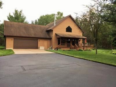 Chippewa Falls Single Family Home For Sale: 11131 40th Avenue