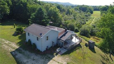 Jackson County, Clark County Single Family Home For Sale: W11929 Cty Hwy B