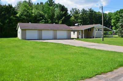 Black River Falls WI Manufactured Home For Sale: $69,000