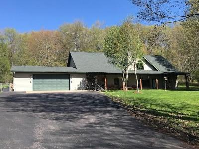 Jackson County, Clark County Single Family Home Active Offer: N5381 Hwy 54