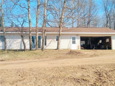 Barron County Single Family Home For Sale: 47 28th Street