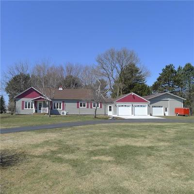 Chippewa Falls Single Family Home Active Offer: 8822 County Highway S South