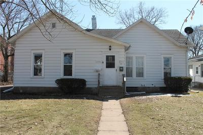 Eau Claire Single Family Home For Sale: 521 Hudson Street