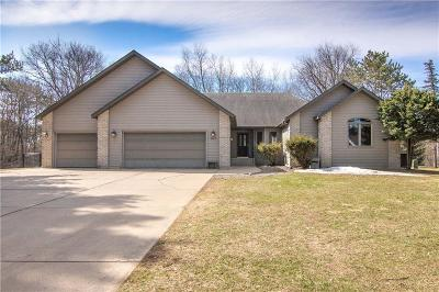 Eau Claire Single Family Home For Sale: 1417 Meadow Lane
