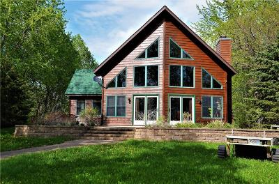Siren WI Single Family Home Active Offer: $340,000