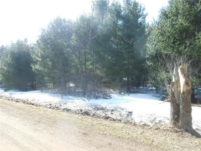 Rice Lake Residential Lots & Land For Sale: 26 9/16th-Kingston Ln Street
