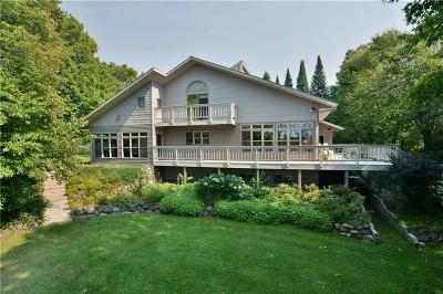 Cable WI Single Family Home For Sale: $699,000