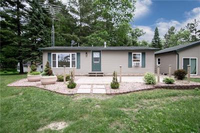 New Auburn WI Single Family Home For Sale: $239,900