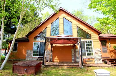Turtle Lake WI Single Family Home For Sale: $235,700