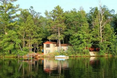 Danbury WI Single Family Home For Sale: $139,900