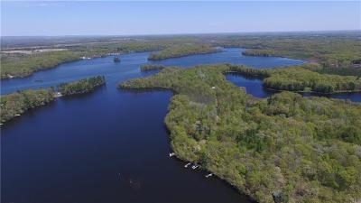 Chetek Residential Lots & Land For Sale: Lot 7 Musky Bay Road