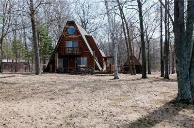 Rice Lake WI Single Family Home Active Offer: $169,900