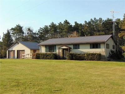 Black River Falls Single Family Home For Sale: N6793 County Highway A