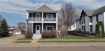 Chippewa Falls Multi Family Home For Sale: 611 Bay Street #1-2