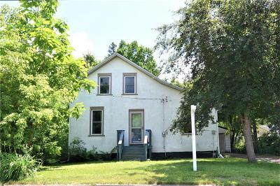 Webster Single Family Home For Sale: 7341 Fir Street