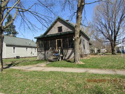 Rice Lake Single Family Home Active Offer: 311 W Humbird Street