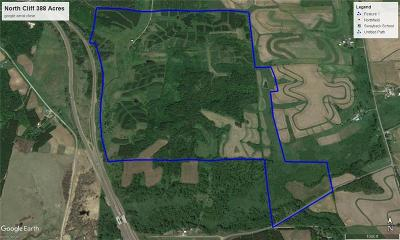 Jackson County, Clark County, Trempealeau County, Buffalo County, Monroe County, Chippewa County, Eau Claire County Residential Lots & Land For Sale: 11114 Johnson Lane