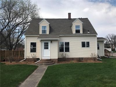 Osseo Single Family Home Active Offer: 13402 10th Street