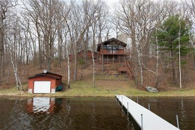 Barron County Single Family Home For Sale: 1560 2 1/2 Street