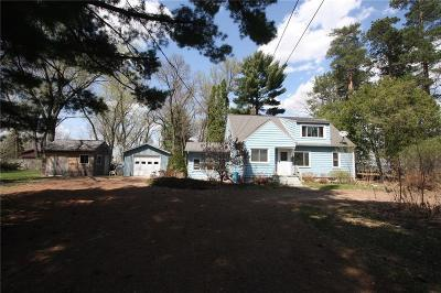 Chippewa Falls Single Family Home For Sale: 6103 166th Street
