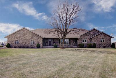 Chippewa Falls Single Family Home For Sale: 14241 42nd Avenue