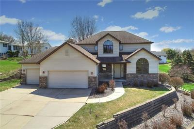 Eau Claire Single Family Home Active Offer: 3921 Forest Heights Drive