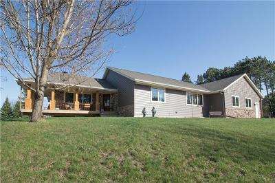 Chippewa Falls Single Family Home For Sale: 7393 124th Street