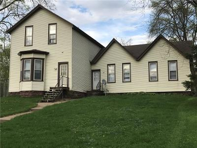 Eau Claire Multi Family Home For Sale: 519 Hobart Street #1&2