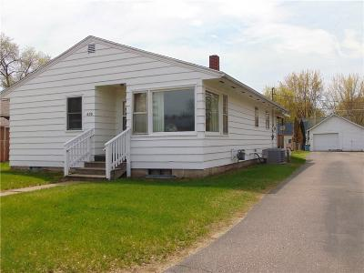 Black River Falls Single Family Home For Sale: 608 Fillmore Street