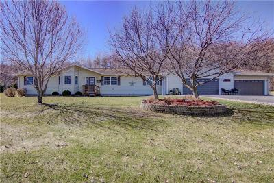 Single Family Home For Sale: N29336 N Creek Road